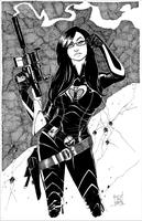 The Baroness INKS by Hodges-Art
