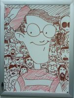 Easiest Where's Waldo Ever! by CreedStonegate