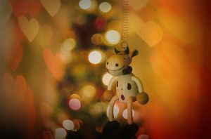 Holga Bouncing Cow by uselessdesires