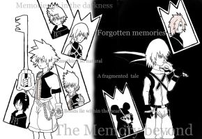KH:Connected,Memory Beyond by Moogle007
