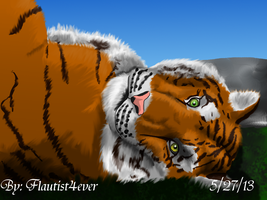 Tiger by Flautist4ever