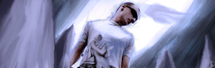 Chester in ice by Dj-Hayabusa