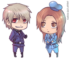 CM: Prussia and Galicia by FancyPancakes