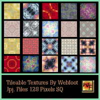Abstact Textures By WebFoot by WebFoot