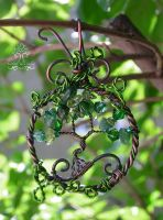 Ivy *SOLD* by RachaelsWireGarden