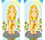 Pixelated Aaulin by Aldric-Cheylan