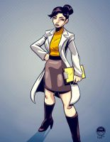 Generator Rex - Doc Holiday - Commission by EryckWebbGraphics