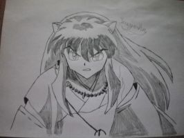 Inuyasha by tigaie7676