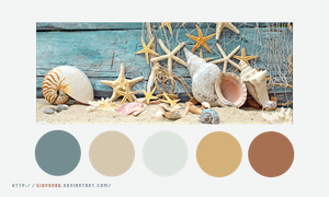 Color palette 015 by Giovyn86