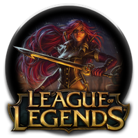 High Command Katarina Icon by DudekPRO
