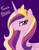 Ask Princess Cadance Avatar by iRaincloud