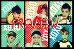 ICONS: EXO XOXO concept photo by chazzief
