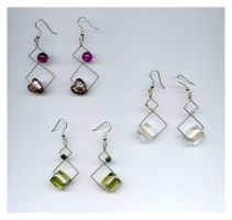 3 earings by DesignsGP