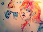 Delirium by littlerodent
