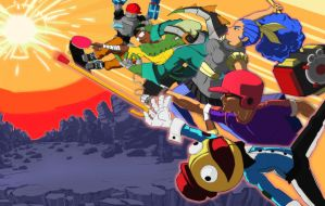 LETHAL LEAGUE! by BarbaricTomato