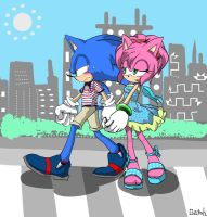 Sonamy Summer Date by DoRiKoNo