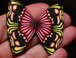 Red Butterfly by SpawnedImages