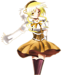 Tomoe Mami by SuperBeo