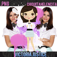 Nena Victoria Justice by ChiquitaHelencita