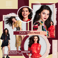 Pack png - Kendall Jenner. by ValentinaDontiWanna