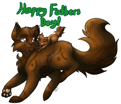 Fathers Day by SparrowDraws