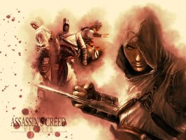 Assassin's Creed Wall by Margoth64