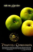 Apples, medallions and pirates by cardboardmonet