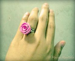 Rose ring by margemagtoto