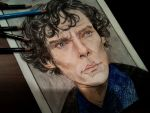 Sherlock by WickedWitchWorking