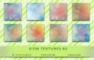 8 Icon Textures - Pack TWO by XxShipuxX