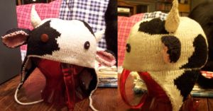 Bull knit by NasalMucus