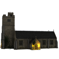 Church 8 by Waya-Stocks