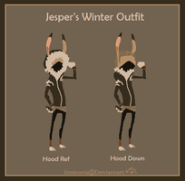 Jesper Winter Outfit by Immonia