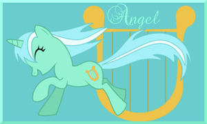 Lyra Angel sig by AliceHumanSacrifice0