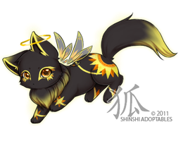 Firkasa : Alrai by ShinshiAdoptables