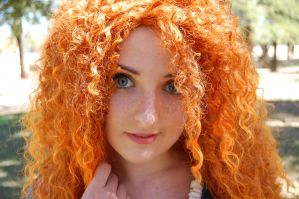 Only Merida by Alinechan