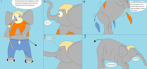 JPM's Elephant encounter p.4 by paulasocar