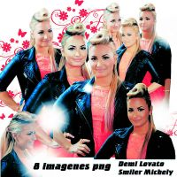 Pack 021 Demi Lovato pack png by SMILERMICHELY