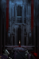 Death awaits you here by legendary-memory