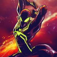 Spider-man Big Time Suit Avatar by YassineMakeCreative