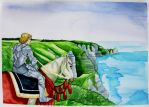 Tirant Lo Blanch in Normandy WIP by IslaAntonello