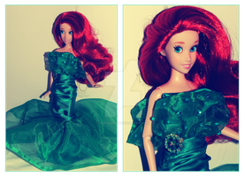 Ariel Designer Doll by AlirizaDesign