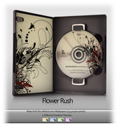 Flower Rush by deviantdark