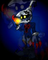 KH - Soldier Heartless by Smoking-Squirrel