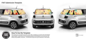 FIAT SUBMISSON TEMPLATE SPLATTER AND COLORS by CaterinaOrlando
