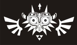 Majoras Mask by toile