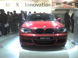 SIAB 07 - BMW 1 Series Coupe by AxelSilverwolf
