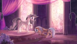 Meeting the Princess by SoulscapeCreatives