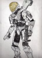 halo drawing by zisdabom