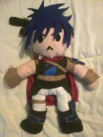Ike (RD) plushie by Marth-the-Fabulous